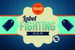 LabelFightingMom