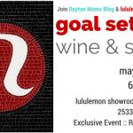 Goal Setting with lululemon & Dayton Moms Blog