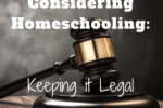 Considering Homeschooling Legal