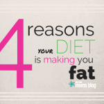 4 Reasons Your Diet is Failing