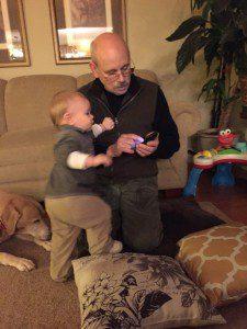 Grandpas are the hardest!