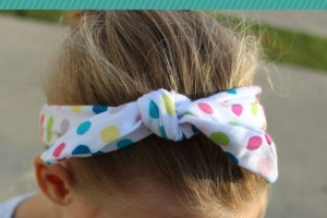 knot headband header