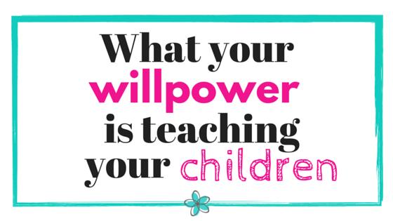 Willpower Title