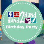 Hand 2 Hand Gym Birthday Party Review