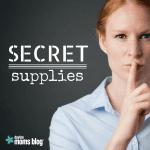 Secret Supply Lists:  What your child REALLY needs on the first day of school.
