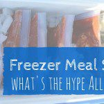 Freezer Meal Swap 101