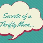 My Experience as a Thrifty Mom