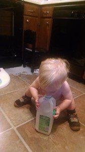 Kam & milk