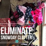 Eliminate Snowday Clutter