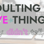 Adulting: 5 Things They Didn't Tell You
