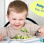 Picky Eaters 101: Yes, It's Ice Cream!
