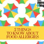 5 Things To Know About Food Allergies