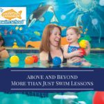 Above and Beyond: More than Simple Swim Lessons