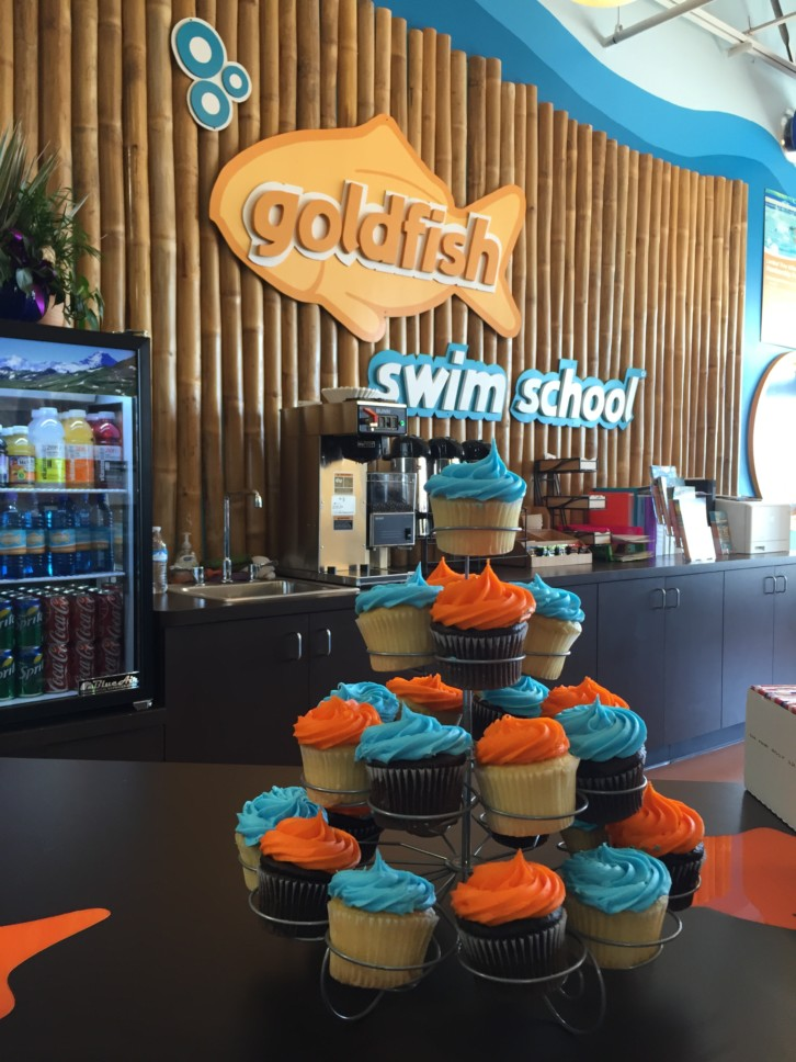 Birthday Magic At Goldfish Swim School