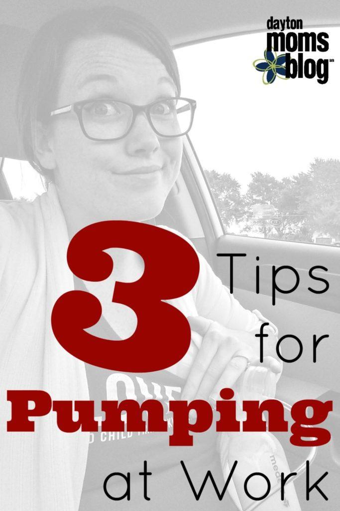 DMB Breast Pumping Tips