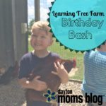 Learning Tree Farm Birthday Bash