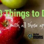 10 Things to do with Your Apples