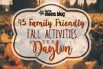 DMB Fall Family Activities