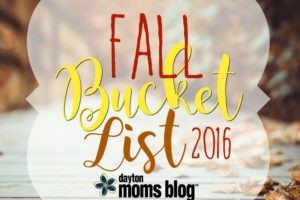 Fall Bucket List Featured