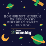 Boonshoft Museum of Discovery Birthday Party {Review}