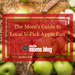 The Mom's Guide to Local U-Pick Apple Fun {2017}