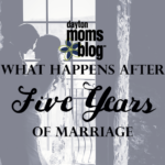 What Happens After Five Years of Marriage