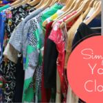 The Capsule Closet Project: Simplify Your Closet {Series}