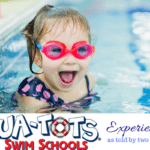 The Aqua-Tots Swim Schools Experience: As Told by Two Local Moms
