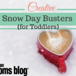 10 Creative Snow Day Busters
