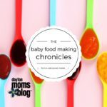 The Baby Food Making Chronicles: From a Past Puree Master