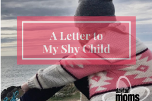 A Letter to My Shy Child