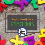 Dayton Area Guide to Preschools