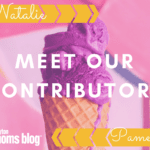 Meet our Contributors: Natalie and Pamela
