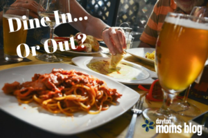 Dine In...Or Out-