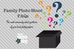 Family Photo Shoot FAQs