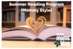 Summer Reading Program {Mommy Style}