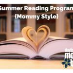 Summer Reading Program {Mommy Style}