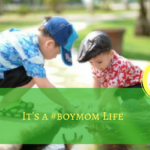 It's a #boymom Life