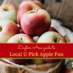 Dayton Area guide to Local U-Pick Apple Fun