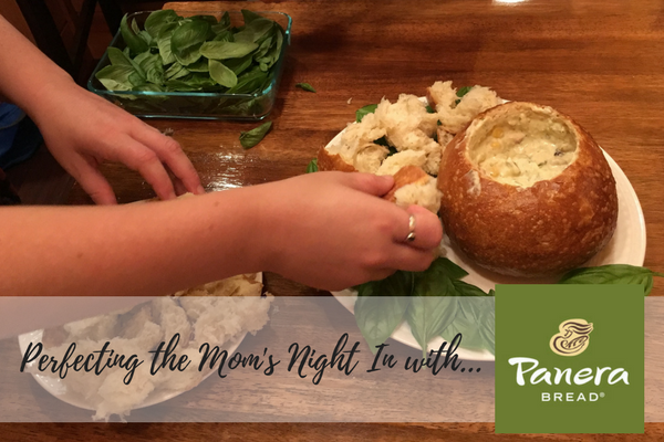 Perfecting The Mom S Night In With Panera Bread
