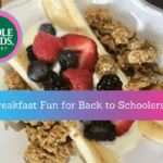 Breakfast Fun for Back-to-Schoolers