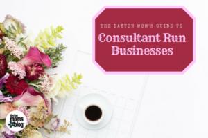 Consultant Run Businesses