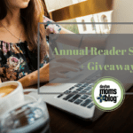 Annual Reader Survey {+ Giveaway}