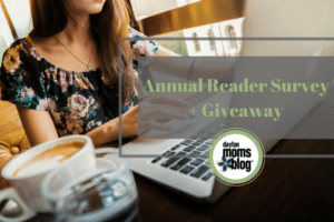 Annual Reader Survey+ Giveaway (1)