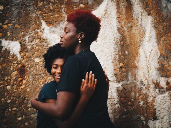 Ebony Step Mom Threesome