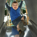 There's Poop on the Slide: Confessions of a Work-From-Home Mom