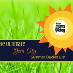 The Ultimate Gem City Summer Bucket List {with Printable}