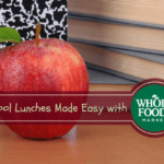 School Lunches: Whole Foods Market Style