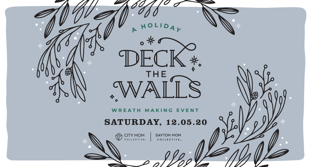 deck the walls dayton