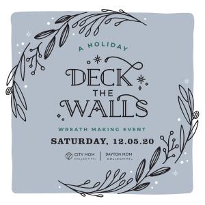 deck the walls access + supplies list
